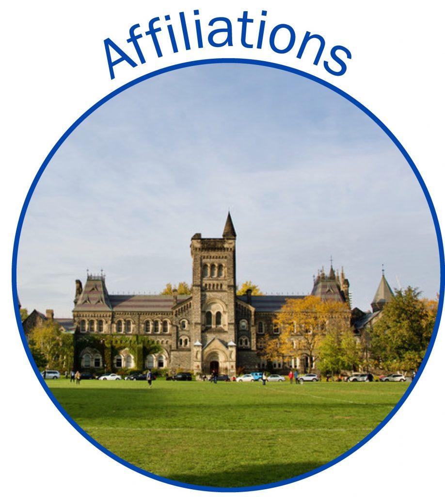 Lab affiliations