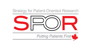 Strategy for Patient-Oriented research logo