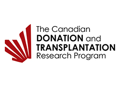 Canadian Donation and Transplantation Research Program logo