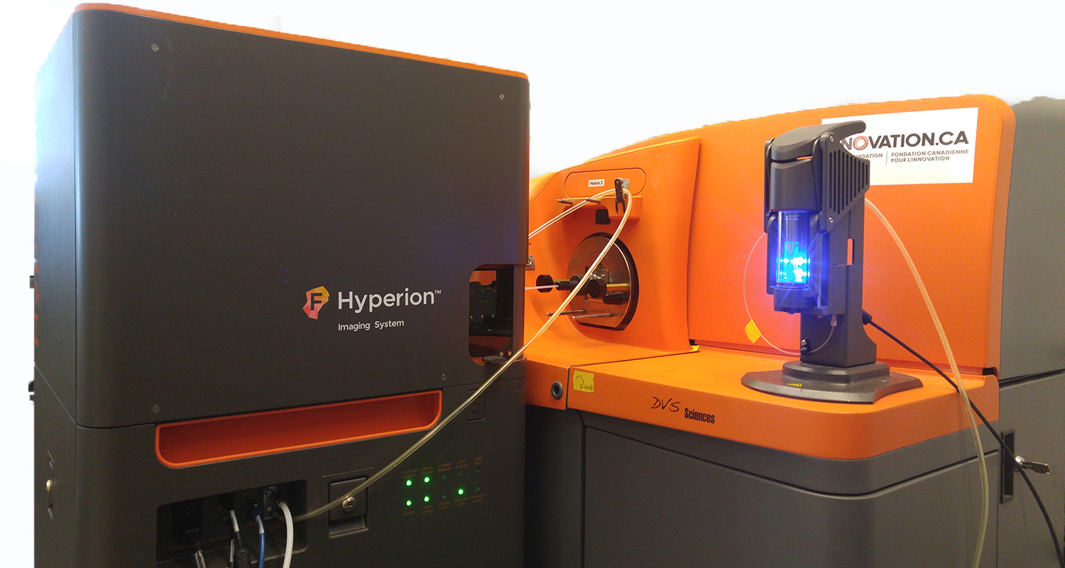 Imaging & Helios Mass Cytometry Equipment