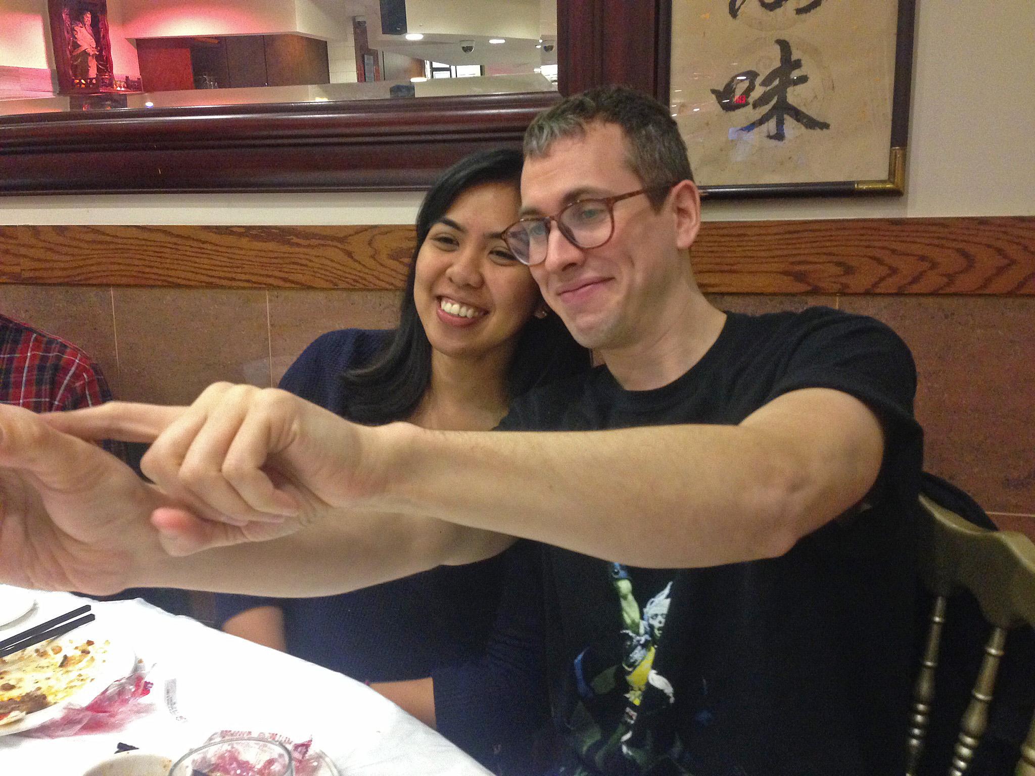 We love selfies!
