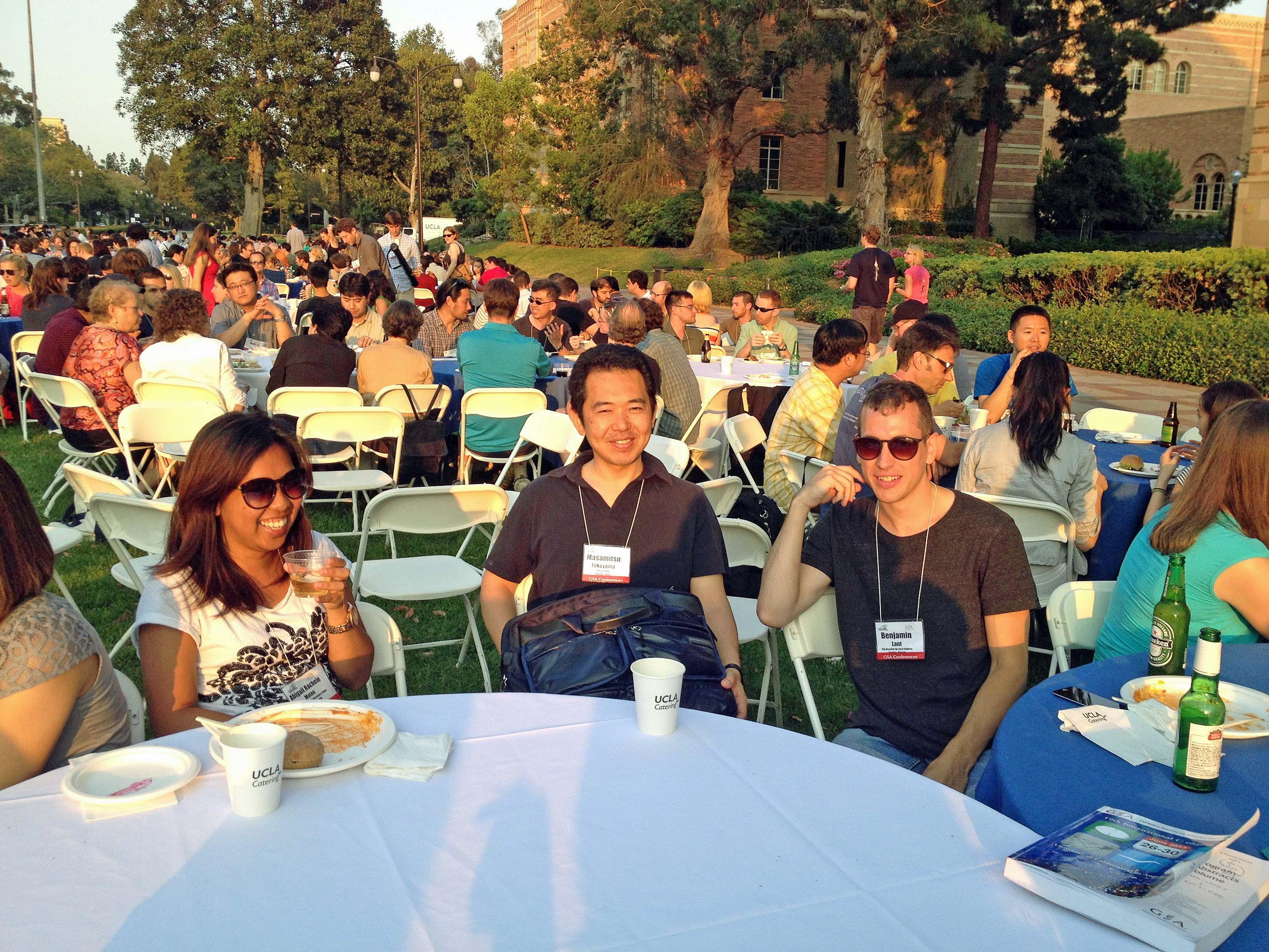 Worm Meeting, UCLA