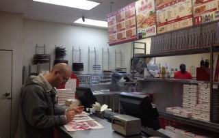 Eric Ordering Pizza