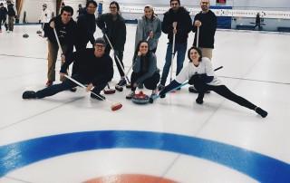 Derry Curling Team