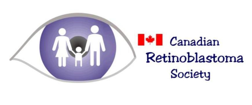 Canadian Retinoblastoma Society Logo