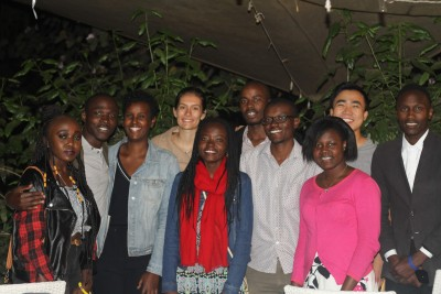 QE scholars and friends