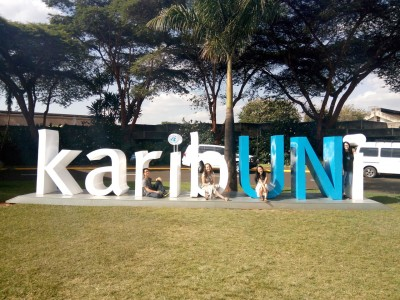 Karibuni (welcome all!) to Kenya.