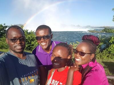 A visit to Niagara falls.