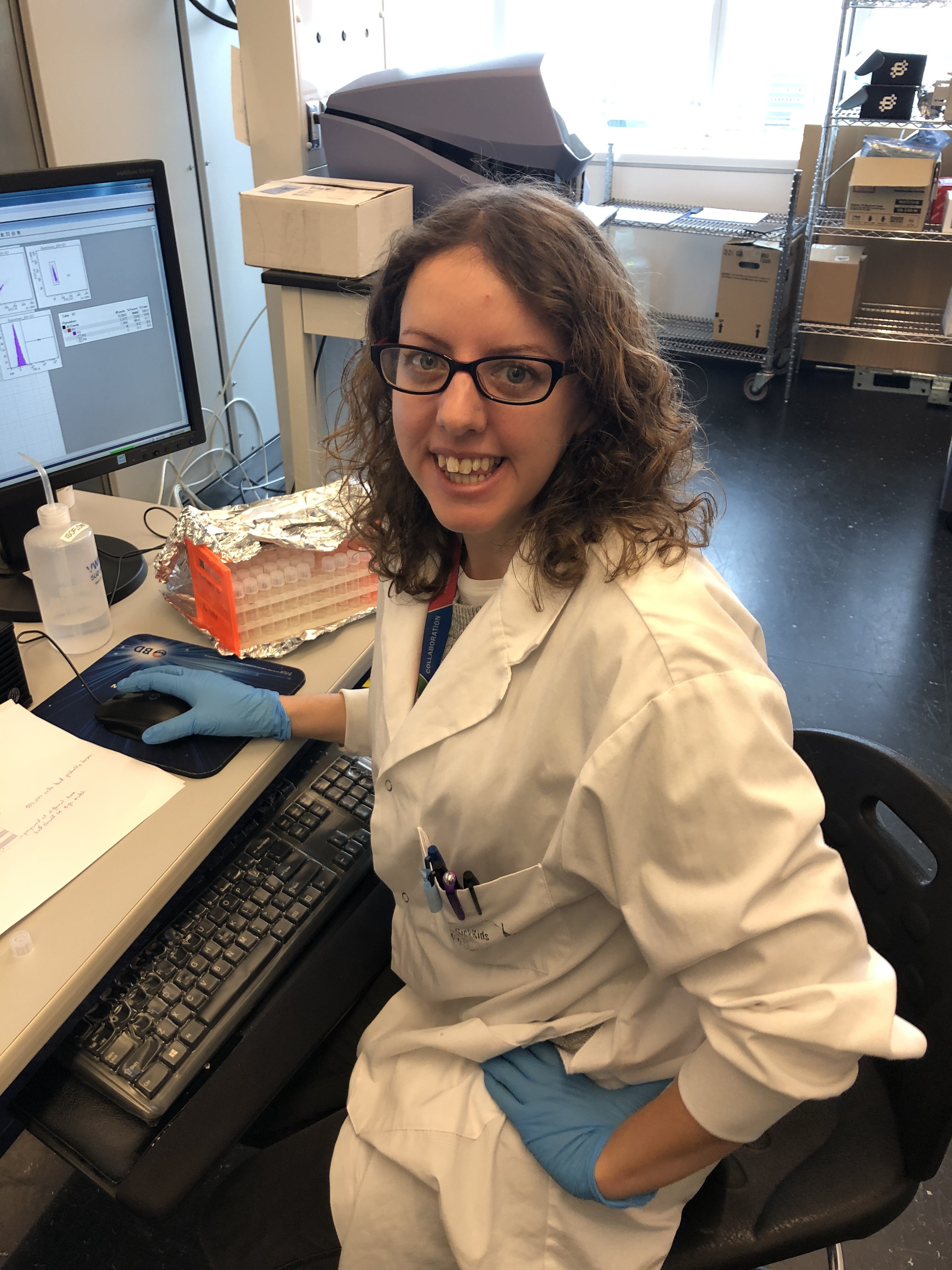 Dr. Emily Reddy Research Associate
