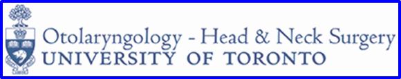 Otolaryngology - Head and Neck Surgery sign
