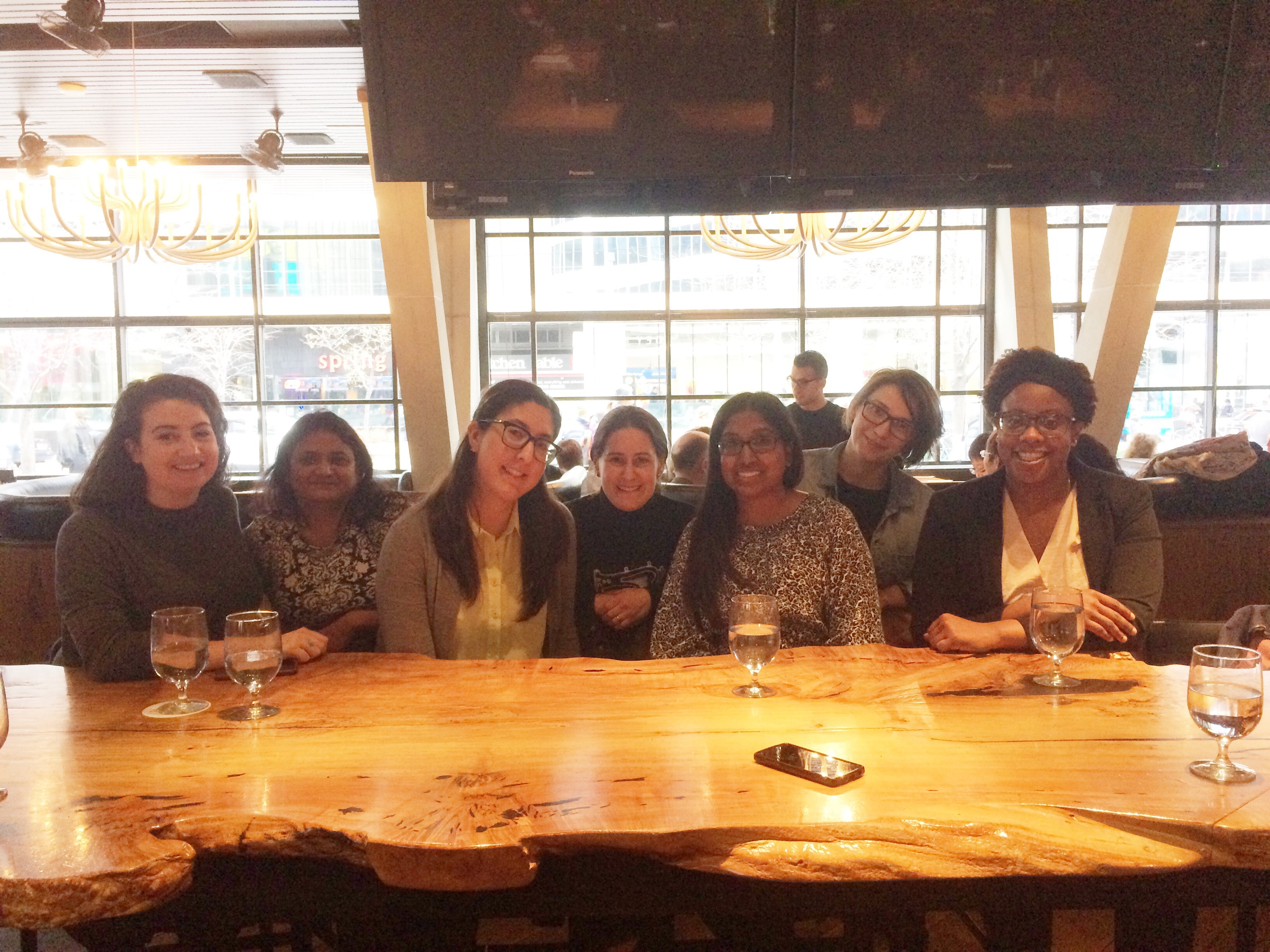 Lab Holiday Lunch - December 2017
