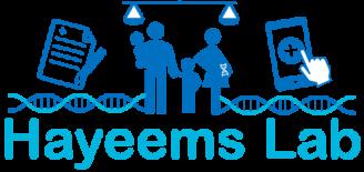 Hayeems Lab Logo