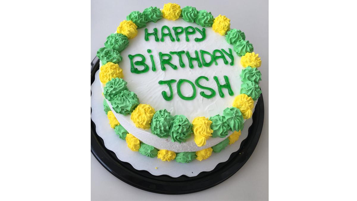 Josh's Birthday Celebration - June 2016