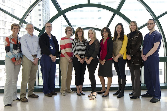 Photo of Chronic Pain Program Team
