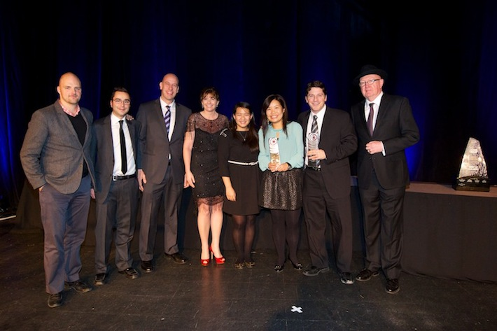 Photo of Canadian Marketing Association Awards – Best of the Best 2012