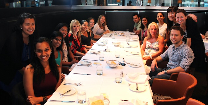 Photo of iOuch lab Lunch at Far Niente, Summerlicious 2013