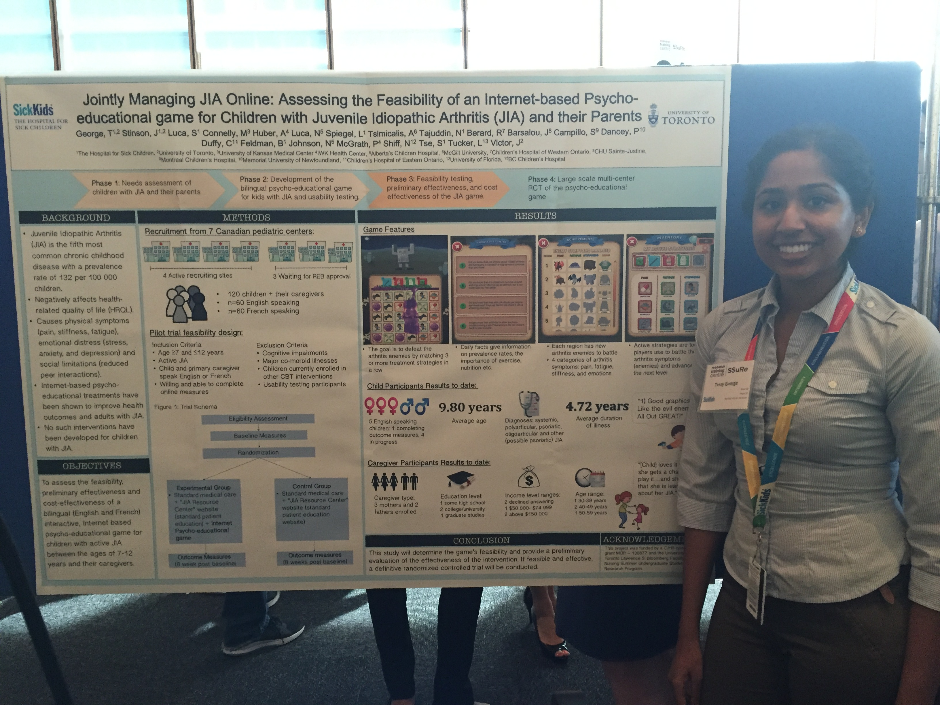 Photo of Tessy's SsuRe Poster