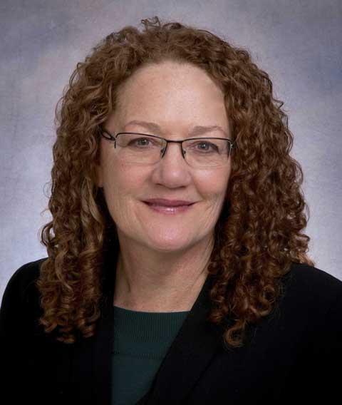 Dr. Monica Justice Headshot