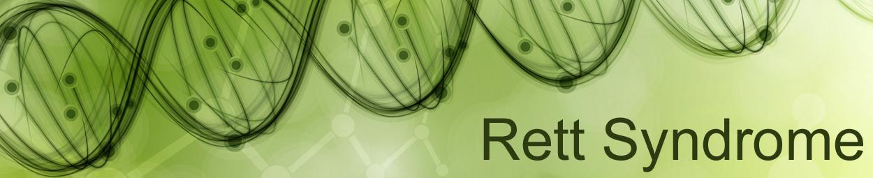 Rett syndrome banner