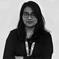 Diana Islam, Lab Manager