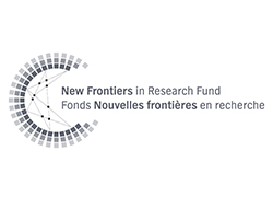 New Frontiers in Research Fund logo