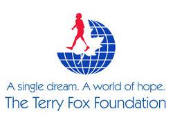 Terry Fox Foundation logo