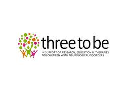 Three to Be logo