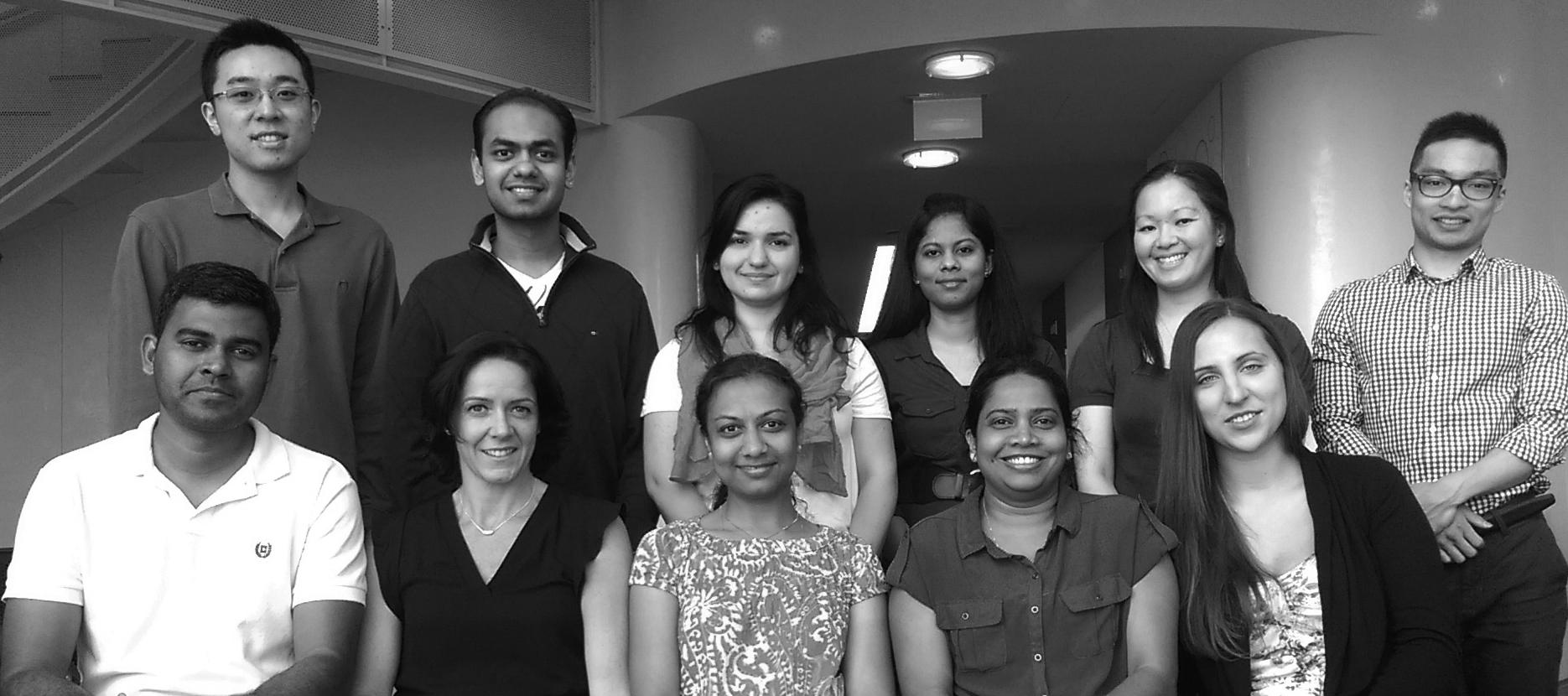 Team Members May 2016