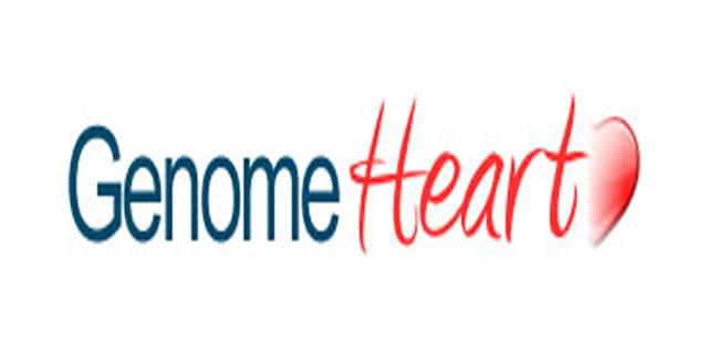 Genome Heart Logo