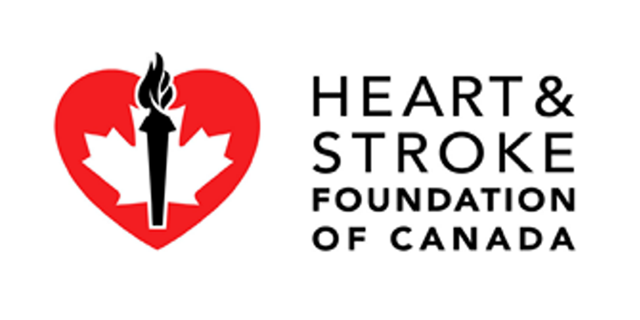 Heart and Stroke Foundation of Canada - Logo