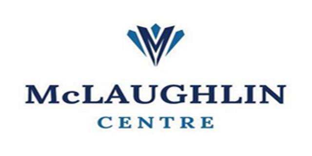 McLaughlin Centre - Logo