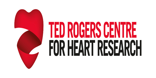 Ted Rogers Centre for Heart Research-Logo