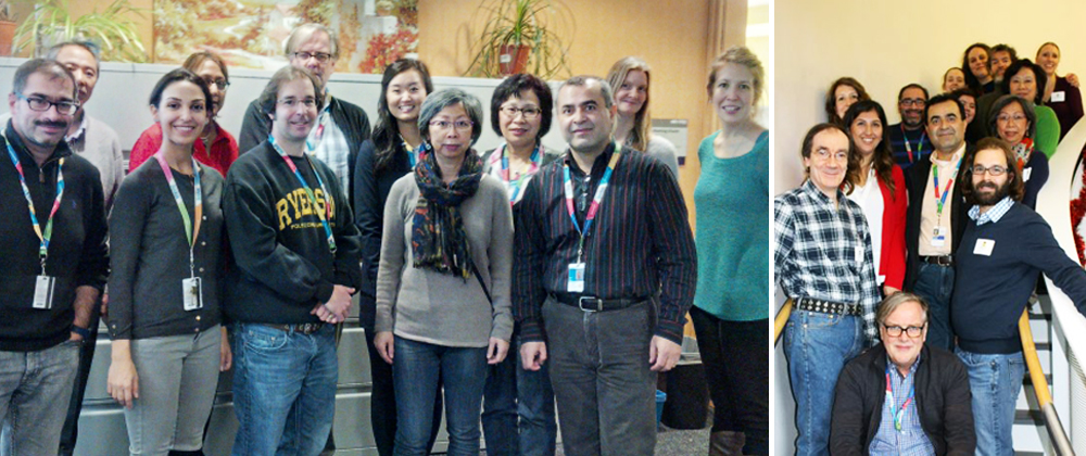 Members of the Post Lab at SickKids Research Institute