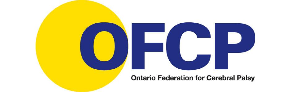 OFCP (Ontario Federation for Cerebral Palsy) Logo