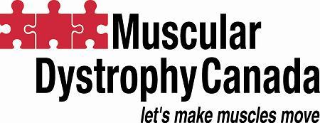 Muscular Dystrophy Canada Logo