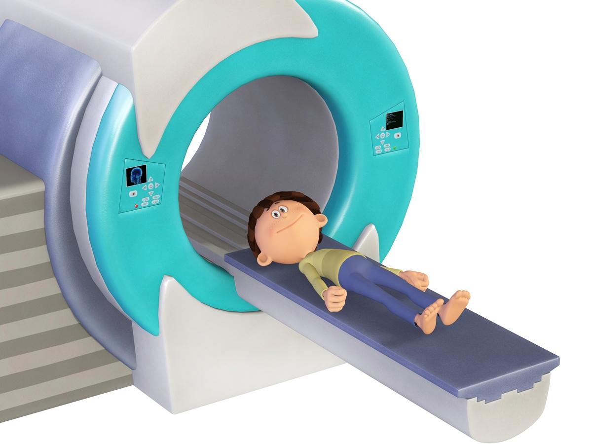 Cet examen est un test radiologique communément appelé un 'CT scan' ou un 'CAT scan' ou une « Tomo cerebrale ».