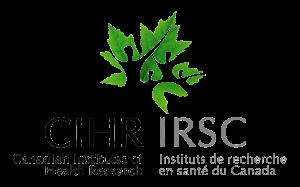 Logo pour les Instituts de recherche en santé du Canada