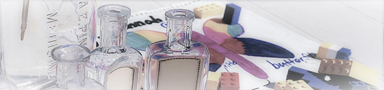 Bottles Butterfly lego