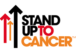 Stand up to Cancer website