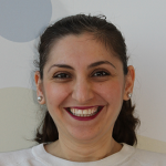 photo of Oliva Palander, PhD candidate