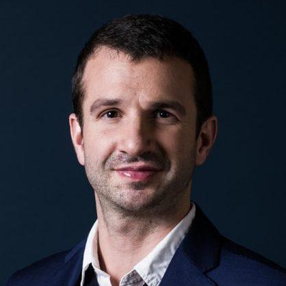 Olivier Villemain's portrait