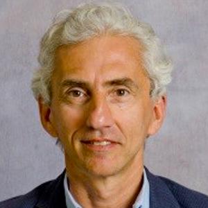 Luc Mertens' portrait