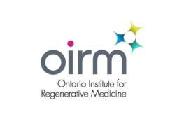 Ontario Institute for Regenerative Medicine logo