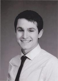 Ian Backstrom black and white headshot